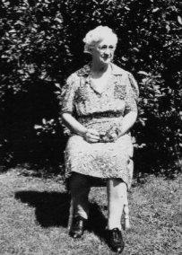 Vera Anderson, August 1944