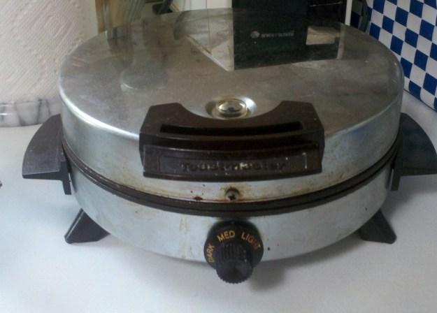 Toastmaster Waffle Iron
