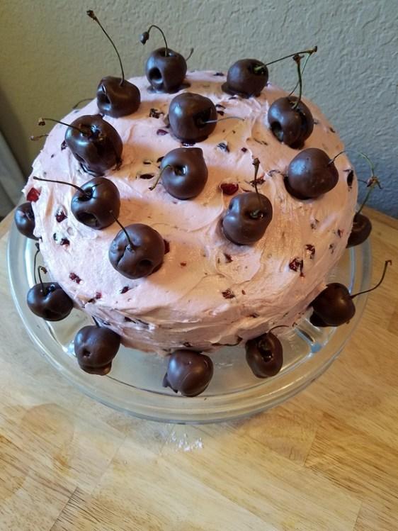 Not poison cake