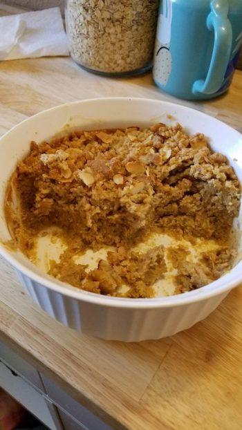 squash pudding