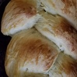 Swiss New Year Bread