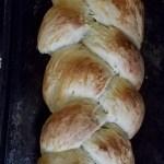 Swiss New Year Bread/Zupfa