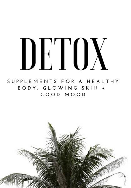 The BEST Detox Supplements