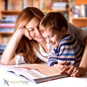 Family Time at AncestralFindings.com