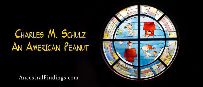Charles M. Schulz: An American Peanut