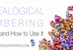 Genealogical Numbering: What is it and How to Use It