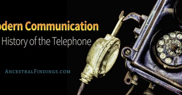 Modern Communication: A History of the Telephone