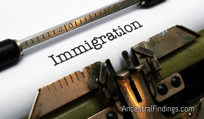 The History of a Family: Using Naturalization Records as a Link to the Past