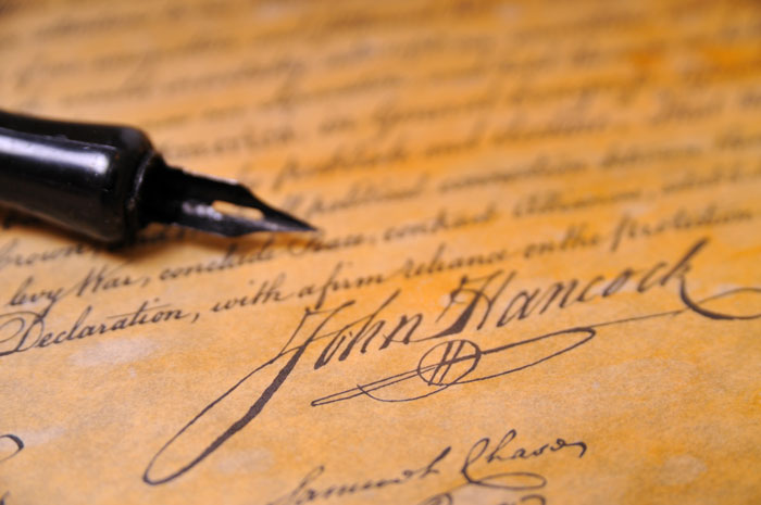 Who's Who in the American Revolution: John Hancock
