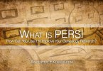What is PERSI and How Can You Use it to Improve Your Genealogy Research?