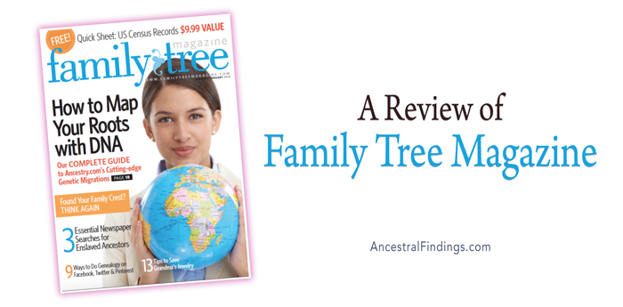 A Review of Family Tree Magazine