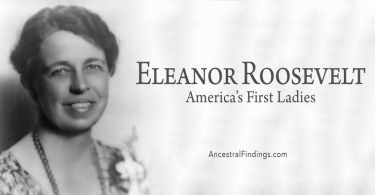 America's First Ladies, #32 - Eleanor Roosevelt