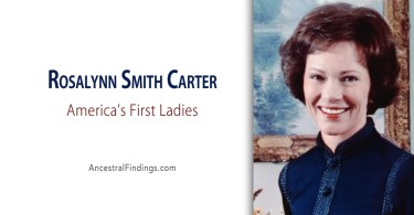 America's First Ladies, #39 - Rosalynn Smith Carter