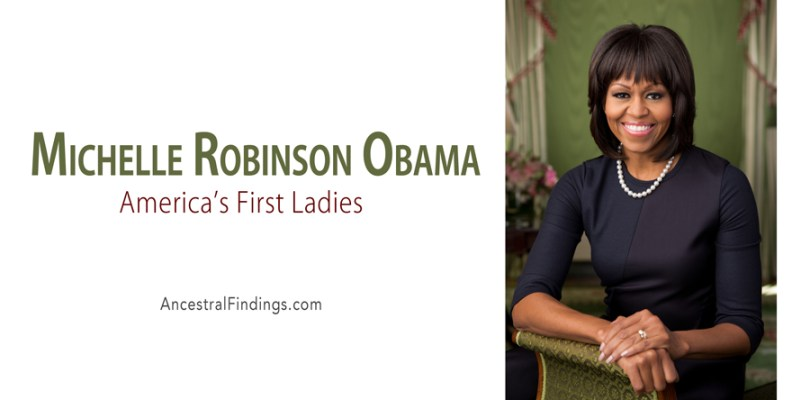 Michelle Robinson Obama
