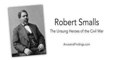 Robert Smalls: Unsung Heroes of the Civil War