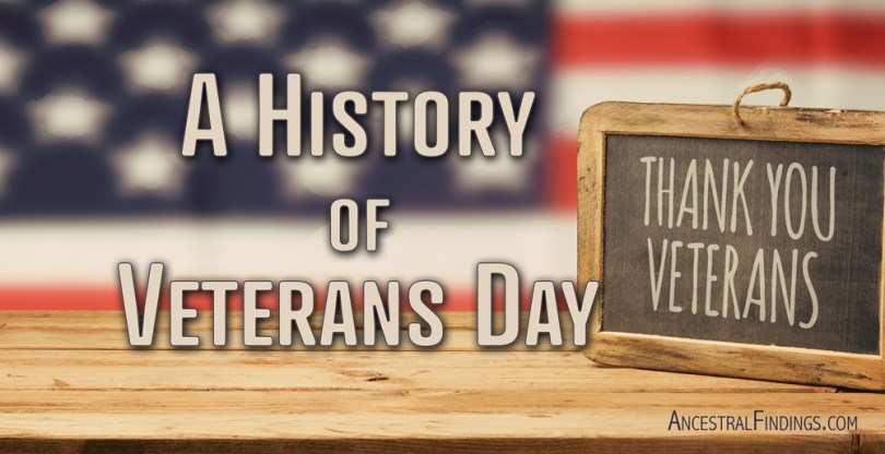 A History of Veterans Day