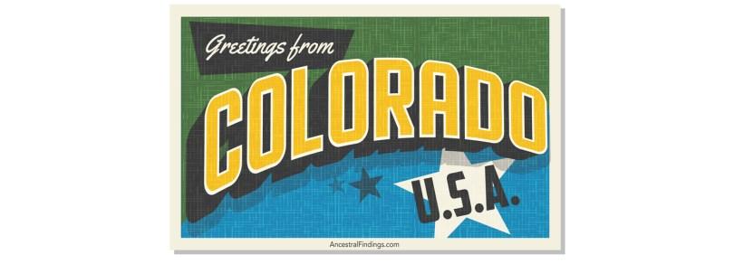 American Folklore: Colorado