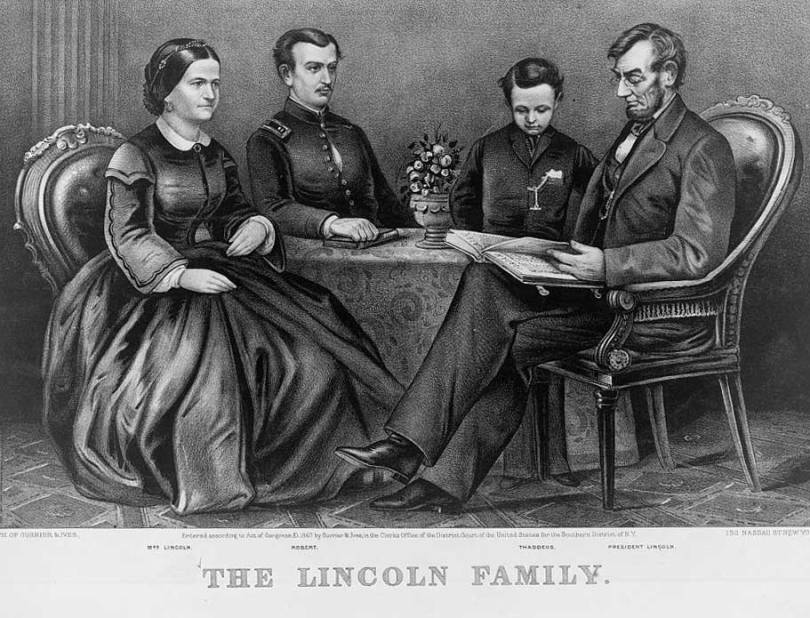 Mary Todd Lincoln Family