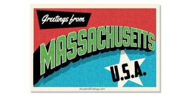 American Folklore: Massachusetts