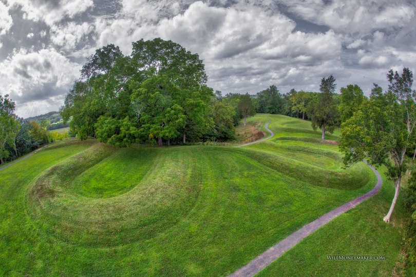 The Great Serpent Mound