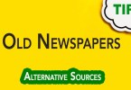 Search Social Sections of Old Newspapers   Genealogy Clips 063