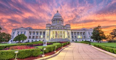The State Capitals: Arkansas