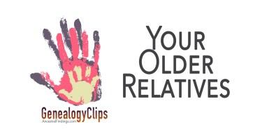 Getting Your Older Relatives to Open Up about Family History