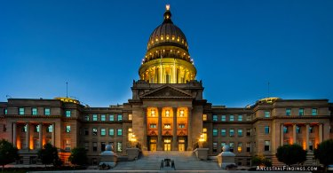 State Capitals: Idaho