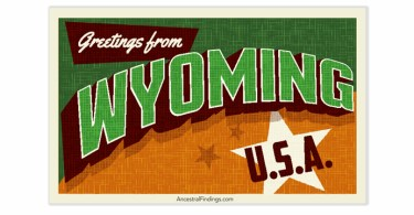 American Folklore: Wyoming
