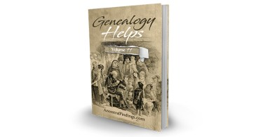 Genealogy Helps #11