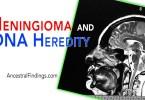 Meningioma and DNA Heredity