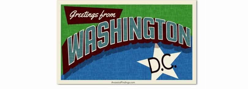 American Folklore: Washington, D.C.