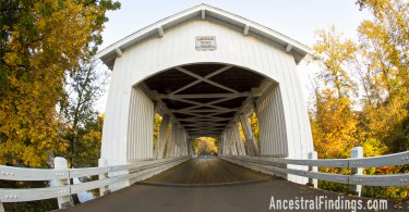 The History of Covered Bridges in America