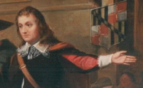 Governor William Stone