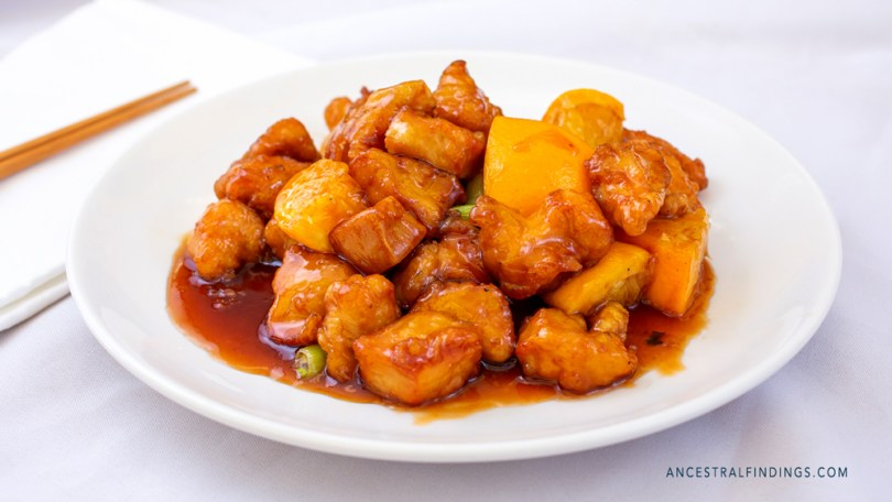 Variations of the Dish: Orange Chicken