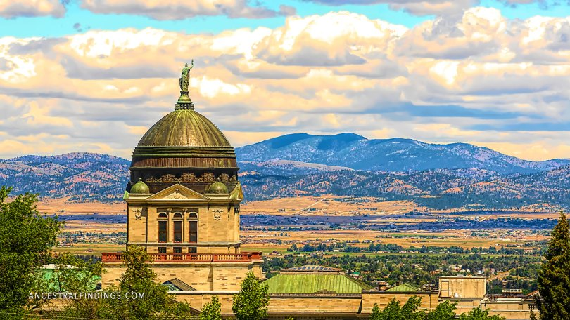 The State Capitals: Montana