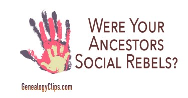 Were Your Puritan Ancestors Social Rebels?