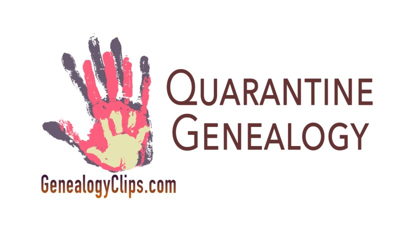 Quarantine Genealogy: How to Attend a Genealogical Conference from Home