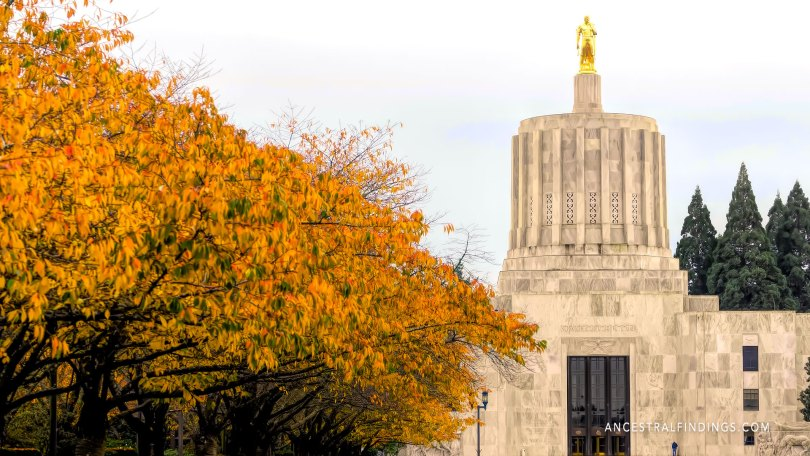 The State Capitals: Oregon