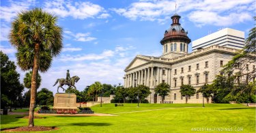 The State Capitals: South Carolina
