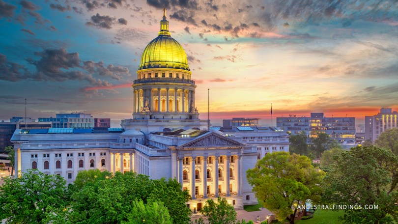 The State Capitals: Wisconsin
