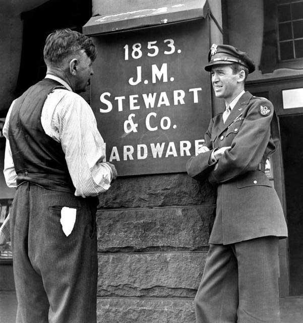 1853 J.M. Stewart & Co. Hardware