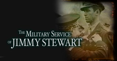 The Military Service of Jimmy Stewart
