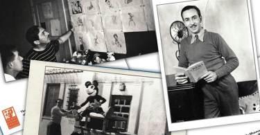 Walt Disney an American Icon: His Childhood