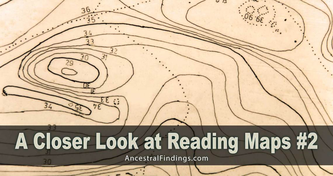 A Closer Look at Reading Maps #2