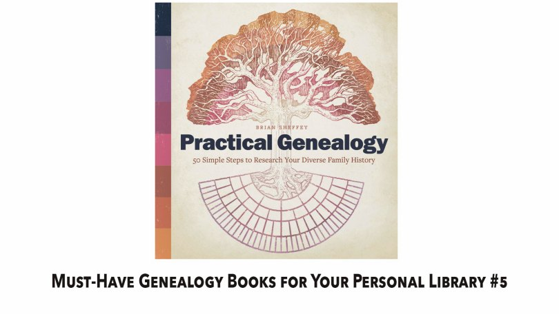 Must-Have Genealogy Books for Your Personal Library #5