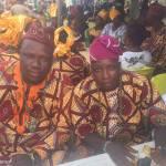 Oluwo Fasola Faniyi with Fasola Olowoope
