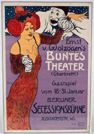 Buntes Theater (Edmund Edel)
