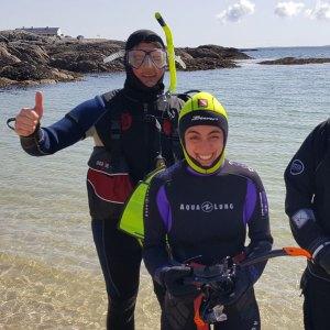 Snorkelling for Adults - An Cheathrú Rua