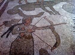 Dettaglio mosaico